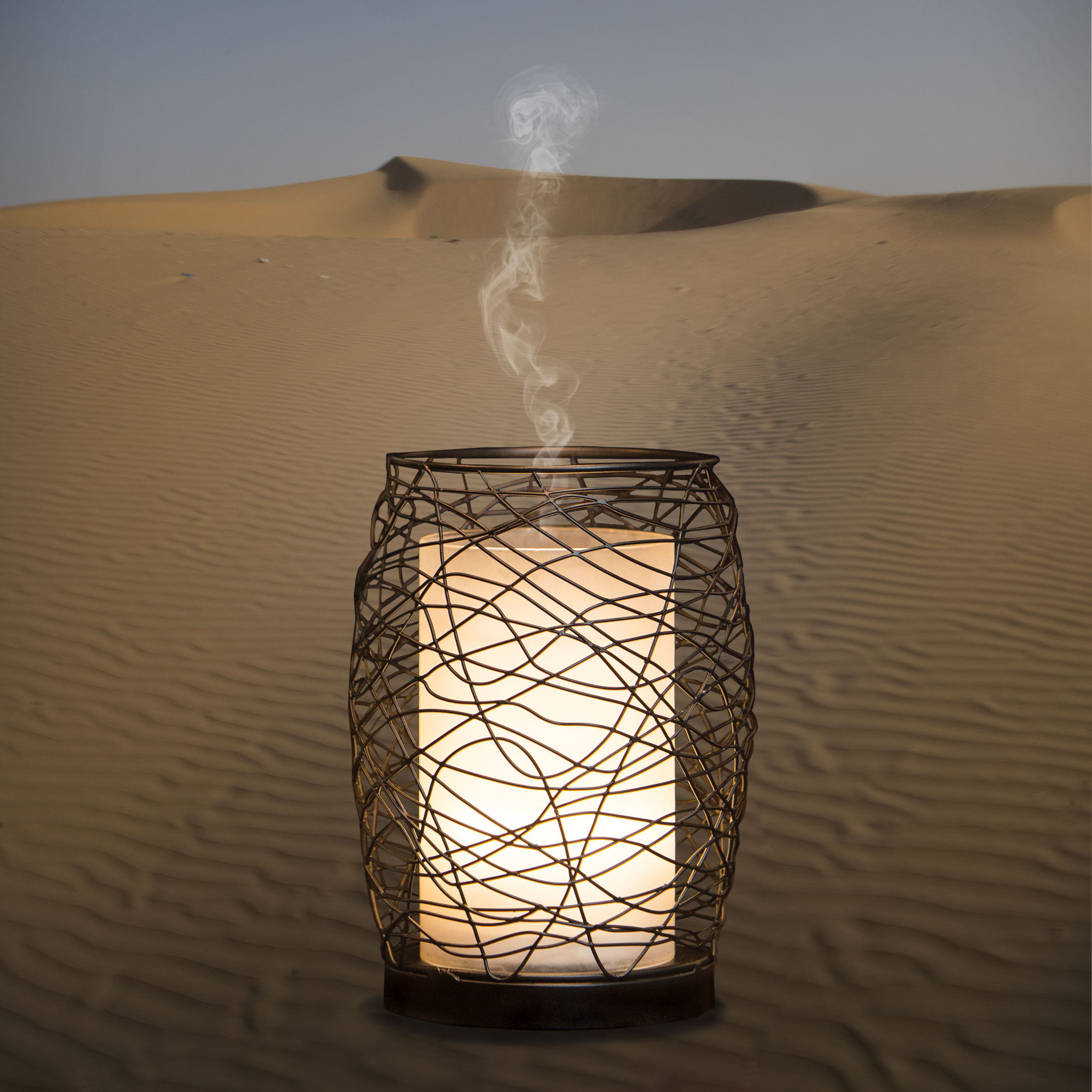 DESERT - Home Spa Aromatherapy Diffuser - Enduring Decor